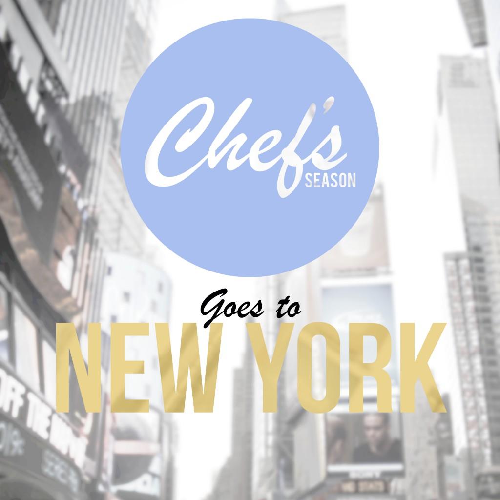 Chefsseaosn opskrifter new york